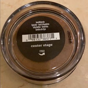 NEW Bare Minerals eyeshadow CENTER STAGE sealed